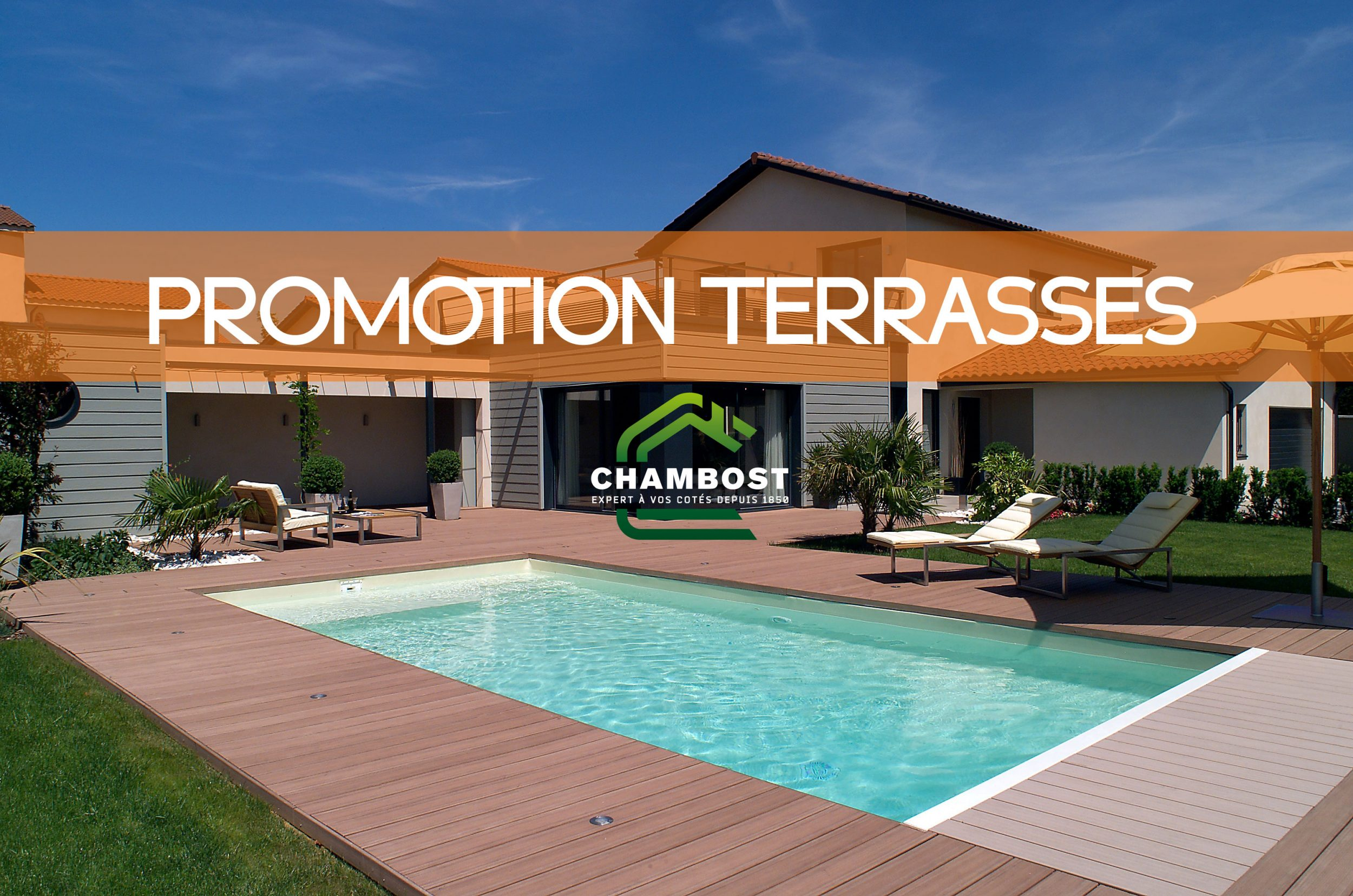 Promotion Terrasses