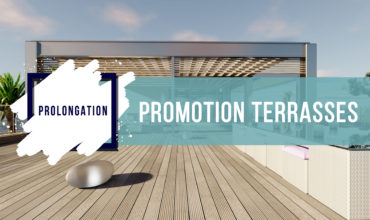 PROMOTION TERRASSES 2018