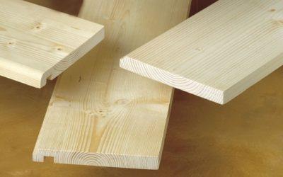 Planche de rive bois 2