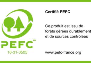 pefc-logo horizontal produit foret